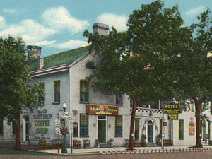 The Old Talbott Tavern